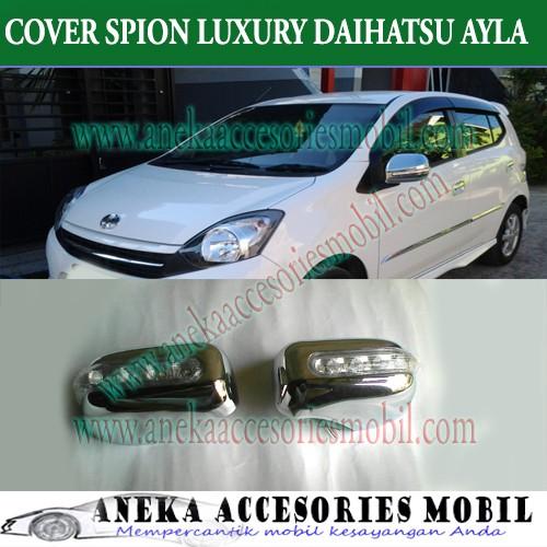 harga Cover spion/mirror cover luxury mobil daihatsu ayla type d Tokopedia.com