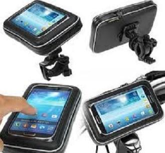 harga Holder untuk smartphone di stang motor / sepeda ( ukuran sampai 63 ) Tokopedia.com