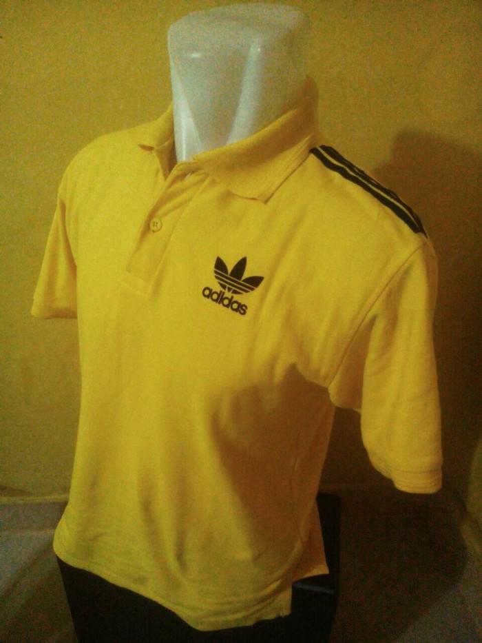 Shirt AdidasYellowDki Afatar Jual Kaos DaysTokopedia Jakarta Polo Kerah Baju Tshirt 4LR5j3qA