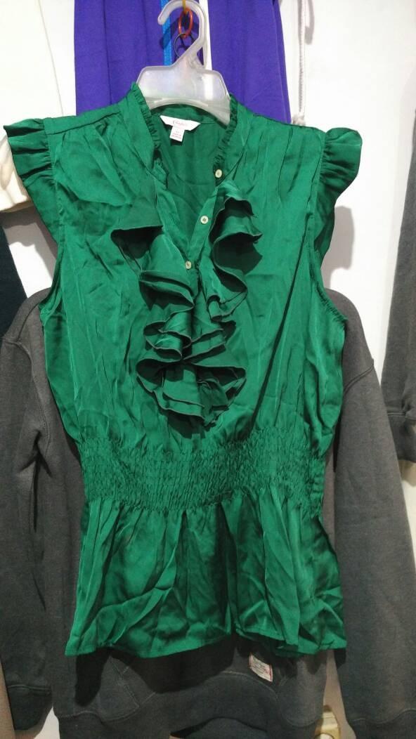 Foto Produk candies green woman branded blouse dari toko super murah