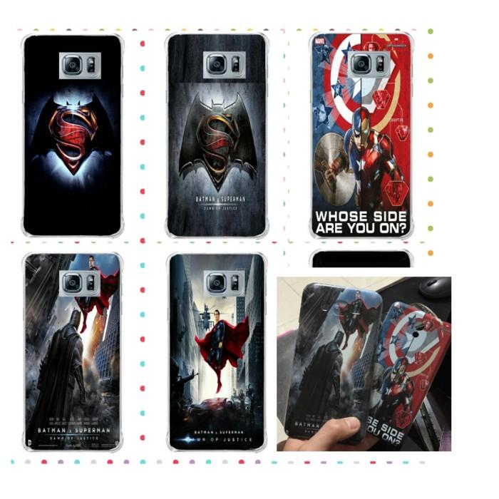 harga Silicon hardcase casing xiaomi mi5 / mi4c batman vs superman Tokopedia.com