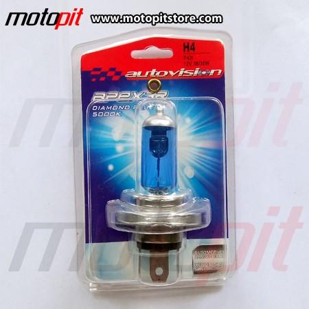 harga Autovision diamond blue h4 36/36w lampu putih scoopy fi, vixion, byson Tokopedia.com
