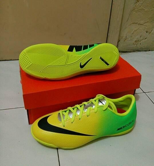 d58cc4904 ... sale original sepatu futsal kids junior nike mercurial victory iv ic  2645c 744e9