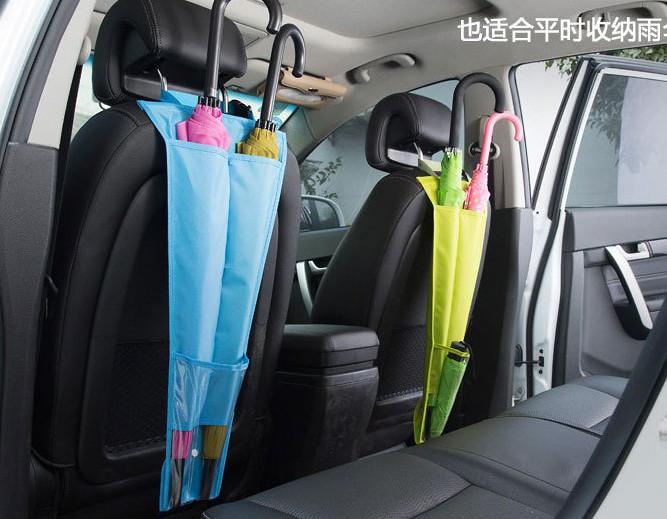 harga Rak tempat gantung payung jok mobil 2nd umbrella organizer car seat Tokopedia.com