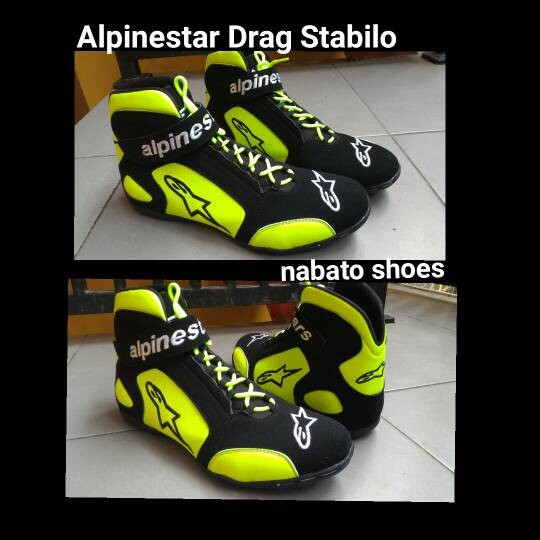 harga Sepatu alpinestar drag cross/ nabato shoes Tokopedia.com