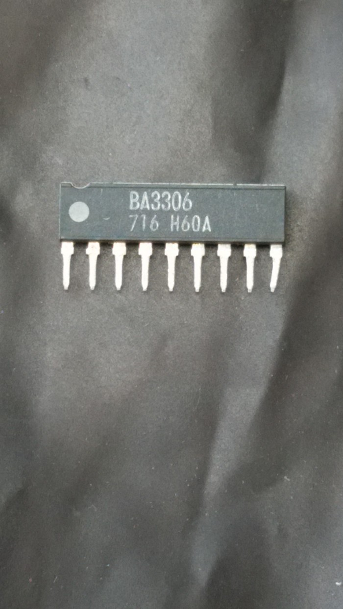 Foto Produk IC BA3306 ba3306 dari DEA BROADCAST