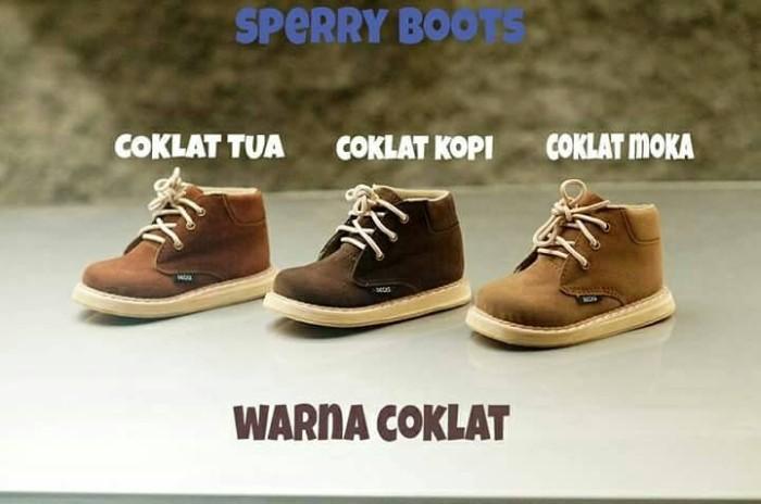 harga Sepatu boots anak trendy Tokopedia.com