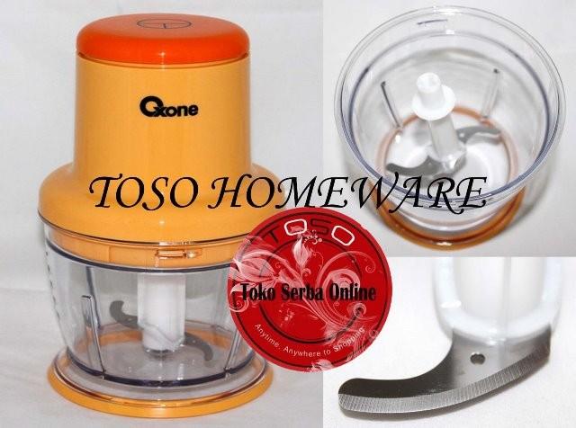 harga Oxone Ox-201 Cute Chopper, Penggiling Blender Daging Bumbu, Mixer Tokopedia.com