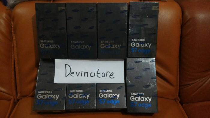 harga Ada bonus-bnib samsung galaxy s7 edge 32gb dual sim garansi resmi sein Tokopedia.com