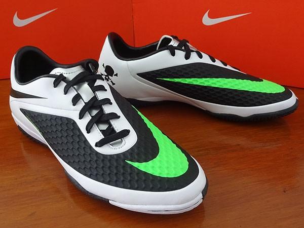 Jual Sepatu Futsal Nike Hypervenom Phelon IC Black White Murah ... 3e33d4d6ca