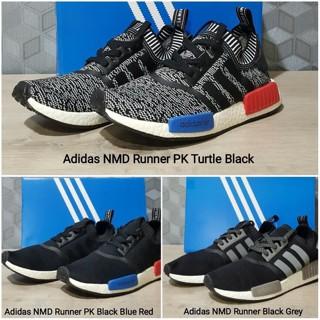 295861bf33862 ... inexpensive adidas nmd runner pk turtle black sepatu running 1deab 0cb10
