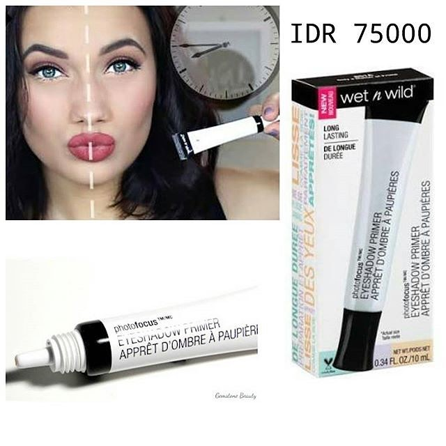 Jual Wet N Wild Photo Focus Eyeshadow Primer Ivabeaute Shop