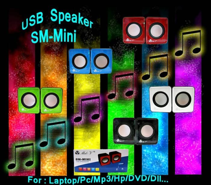 harga Speaker 2.0 sm mini Tokopedia.com