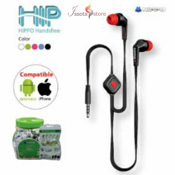harga Headset hippo hip original 100% Tokopedia.com