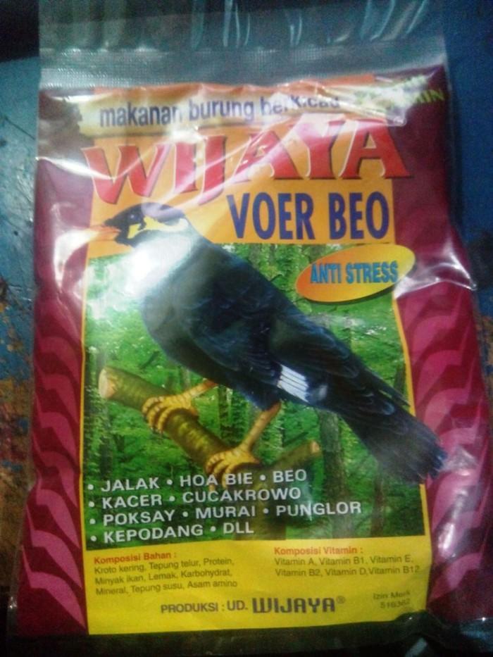 Jual Makanan Burung Voer Beo Kota Semarang Poultryshop Semarang Tokopedia