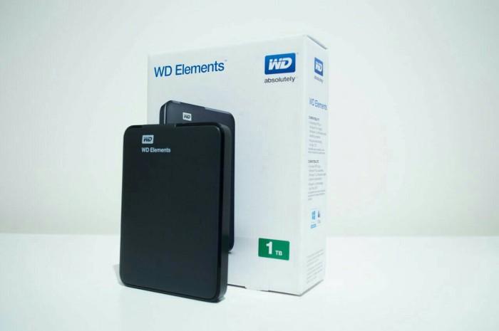 harga Wd elements 1tb - hdd / hd / hardisk / harddisk / harddrive external Tokopedia.com