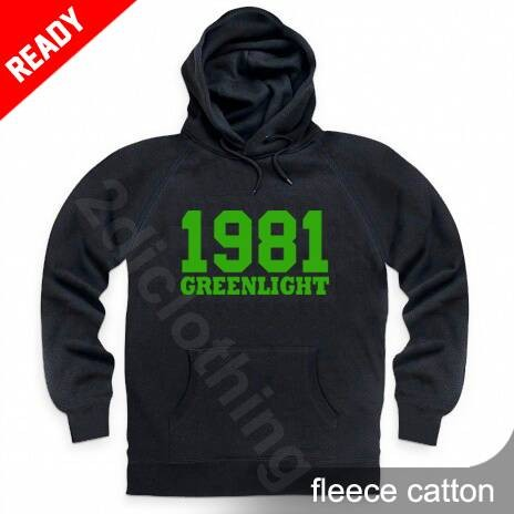 sweater greenlight 1981