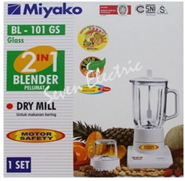 Blender 2 in 1 - miyako bl-101 gs