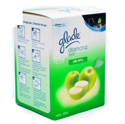 Jual Parfum Mobil Glade Diamond Refill Pengharum Mobil Diamond Glade Refill Kota Bekasi Gemanusa Tokopedia