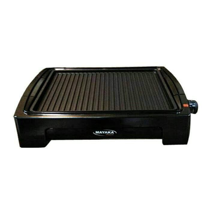 Hasil gambar untuk Mayaka Electric Grill BG-4740 OG