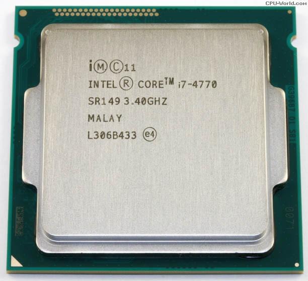 harga Processor core i7 4770 (tray) /3.4 ghz(turbo 3.9 ghz) /socket lga 1150 Tokopedia.com
