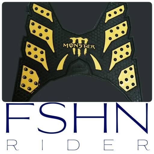 Foto Produk Step Floor Vario Techno - Karpet Motor matic Vario aksesoris dari FSHN Rider