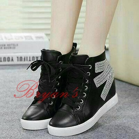 BLACK MAXI BOOT PASIR