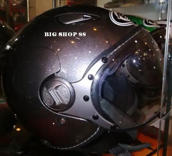 Foto Produk Helm kyt elsico warna gunmetal dari BIG SHOP 88