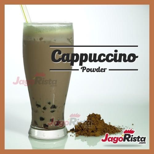 harga (200gr) premium cappuccino ( bubuk minuman / bubble drink powder ) Tokopedia.com