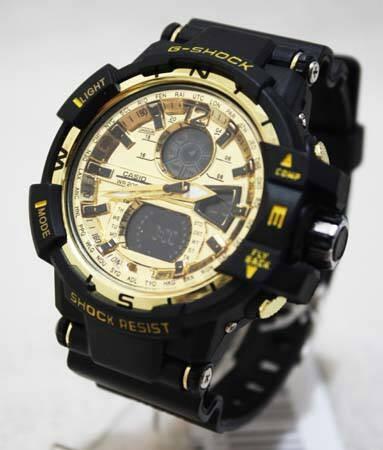Foto Produk Jam Tangan Pria G-Shock GW-A-1100 Full Gold dari yughaShop