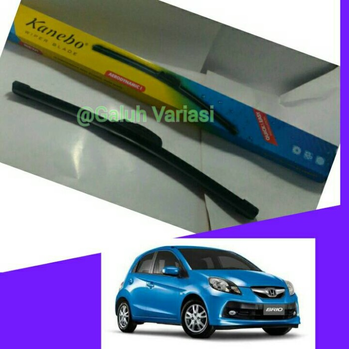 ... Bosch Sepasang Wiper Frameless New Clear Advantage Mobil Vios 07 on 24 Source Wiper Blade Kanebo