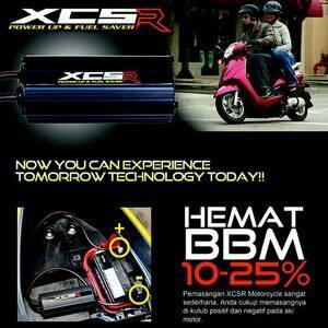 harga Xcsr hurricane - penghemat bbm motor yamaha nmax dan motor lainnya Tokopedia.com