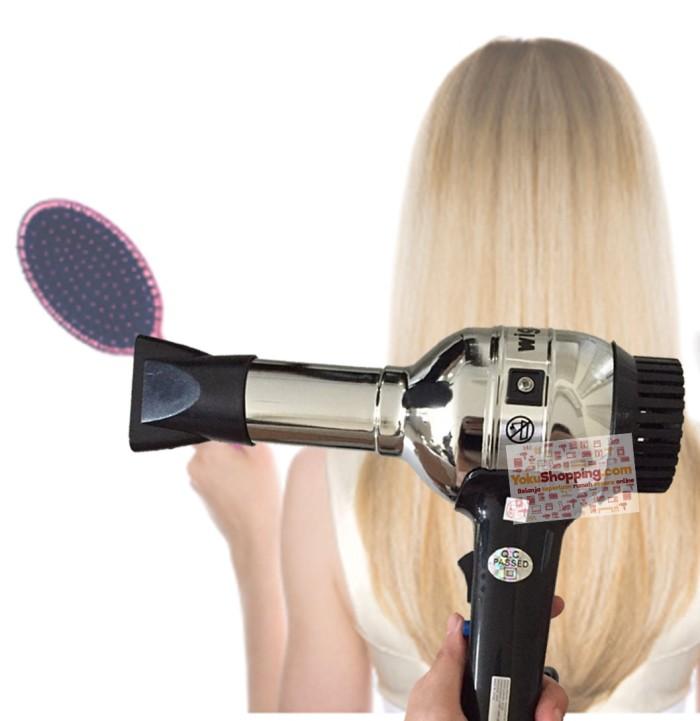 Hairdryer Rambut Wigo (Silver) Alat Pengering Rambut Wigo Taifun 900 2f8cf534bc