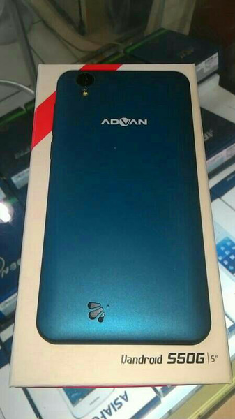 Advan S50G - USB OTG - 4GB - 5Inch