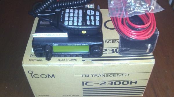harga Icom ic-2300h Tokopedia.com