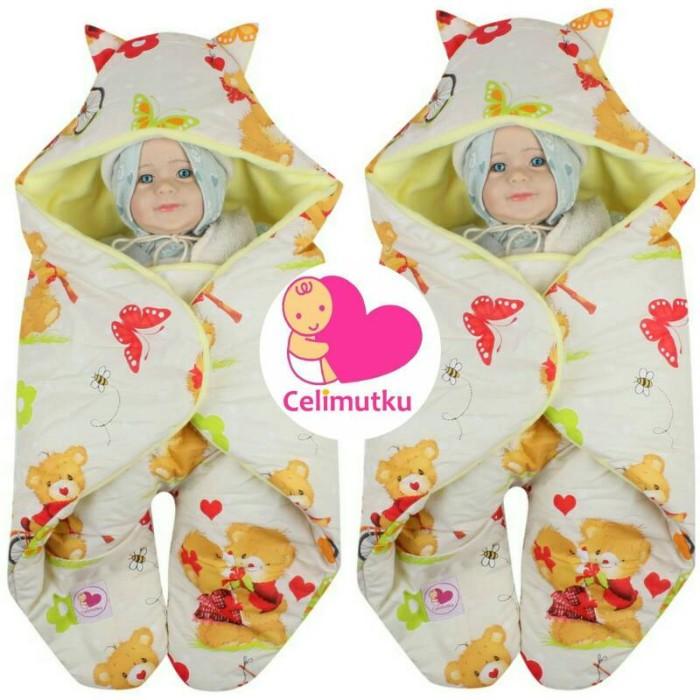 harga Selimut bayi bear/kasur bayi/gendongan/popok/baju bayi/celana/sepatu Tokopedia.com