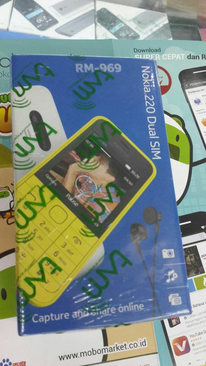 harga Nokia 220 Tokopedia.com
