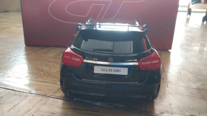 Jual 1 18 Gt Spirit Mercedes Benz Gla 45 Amg Black Yc