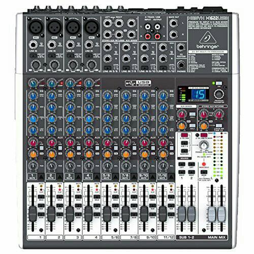 harga Mixer behringer xenyx x 1622 usb Tokopedia.com