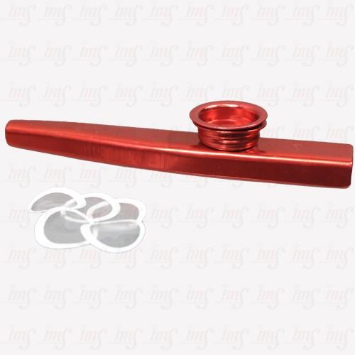 harga Metal kazoo red / kazoo metal merah Tokopedia.com