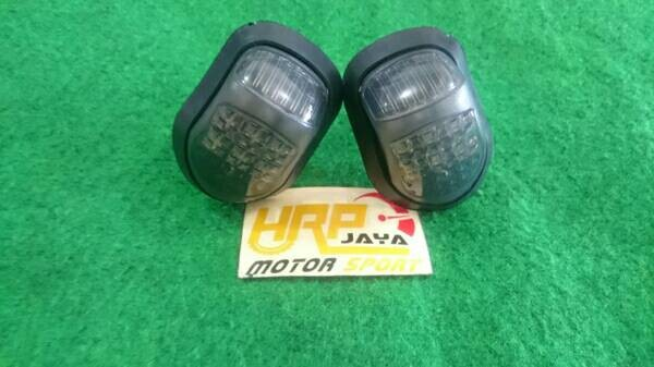harga Lampu sein fairing ninja 250 fi / r25 / r15 / cbr250 / cbr 150 Tokopedia.com