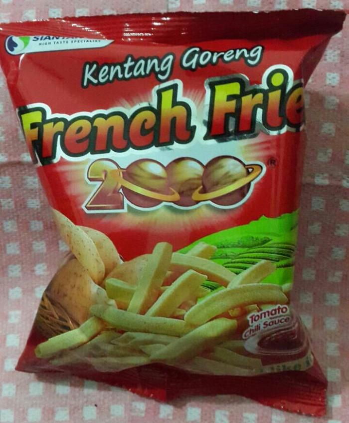 Jual Siantar Top French Fries 14g - Kota Malang - Mini Supermarket Online |  Tokopedia