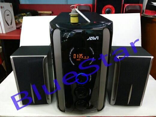 Foto Produk Speaker Aktif Bluetooth Javi MK 001 BASS (bisa karaoke) dari BlueStore Elektronik