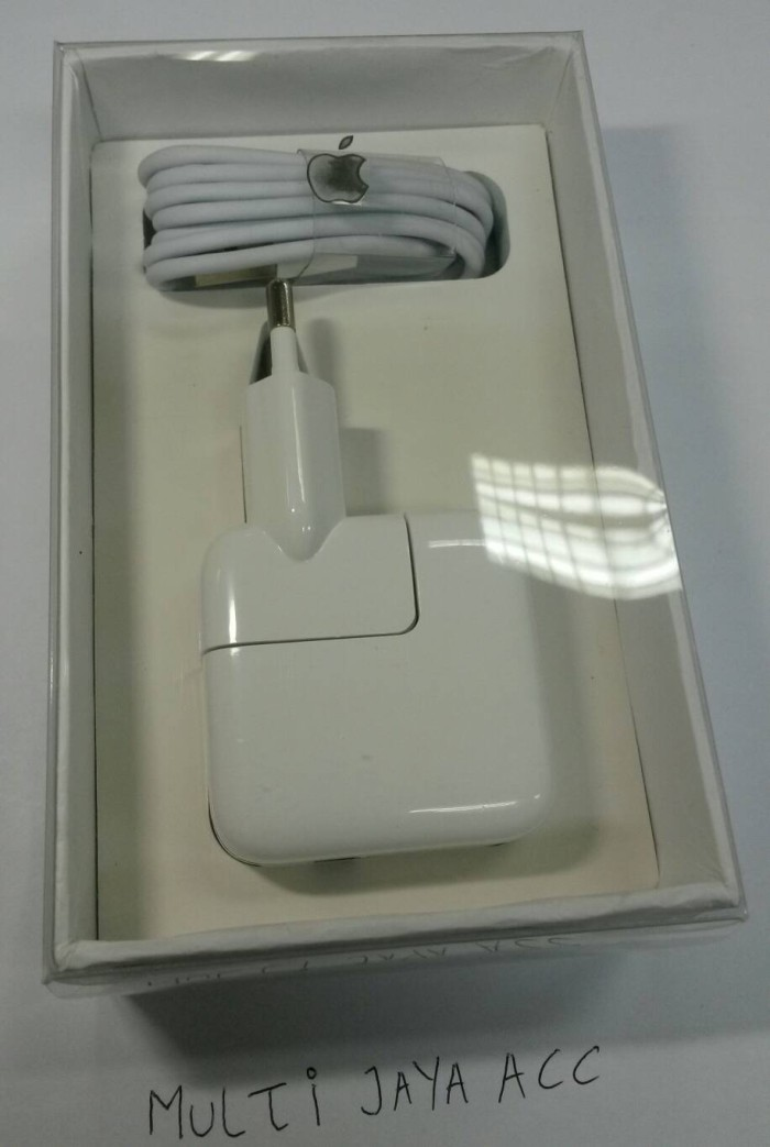 harga Charge ipad mini original 100%/cas/casan/charger Tokopedia.com