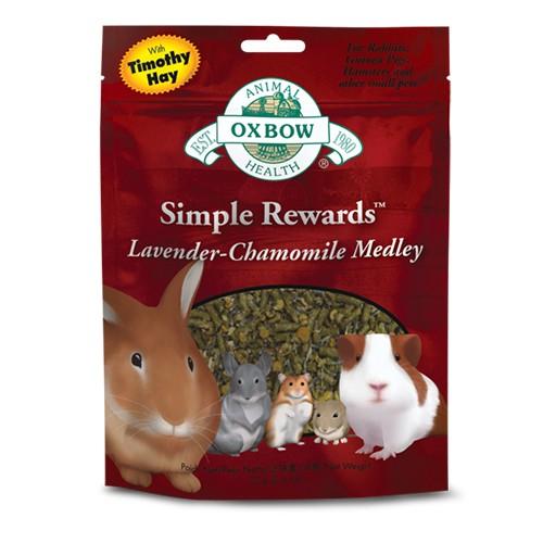 Foto Produk Oxbow Simple Reward Lavender Chamomille dari Hime petshop
