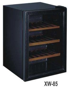 harga Xw-85 wine cooler/showcase/display cooler penyimpanan wine Tokopedia.com