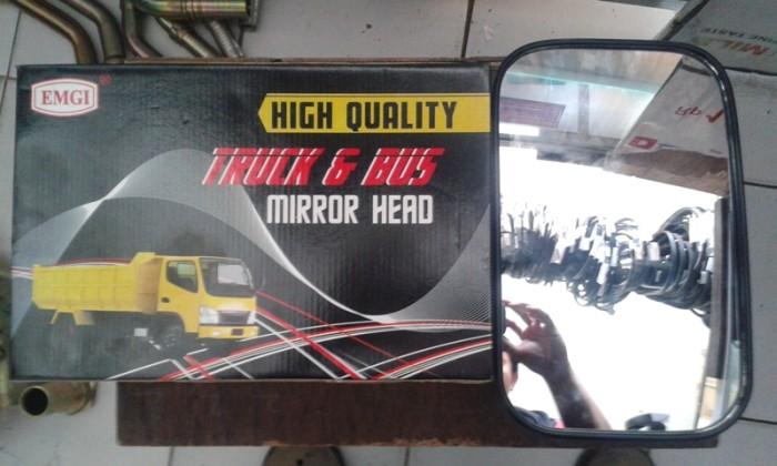 harga Truck mirror head / spion truk hino dutro / dyna new thn 2010 emgi2001 Tokopedia.com