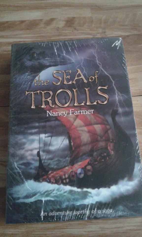 harga The Sea Of Trolls Tokopedia.com