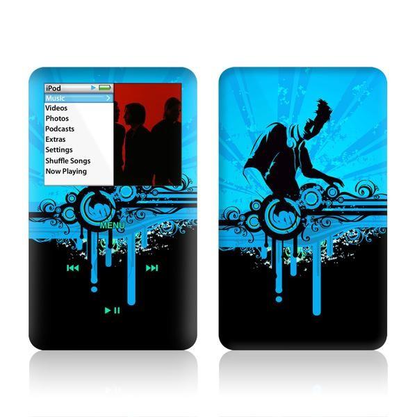 harga Garskin apple ipod classic motif the dj - bisa custom Tokopedia.com