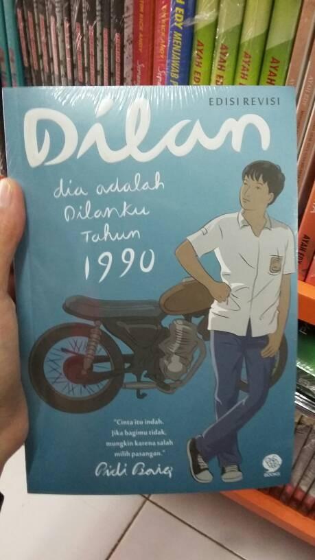 harga Novel Dilan 1990 Tokopedia.com